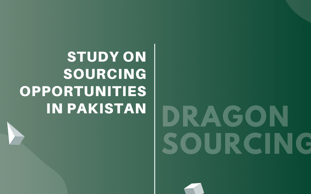 Study on Sourcing Opportunities in Pakistan